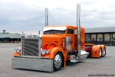 tricked out semi trucks pictures | Tricked Out Semi Trucks - Men know why