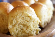 Einkorn Dinner Rolls you HAVE to try.