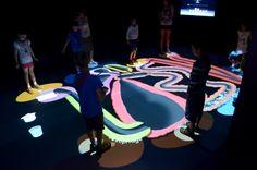Espaces immersifs créatifs et personnalisés - Digitalarti