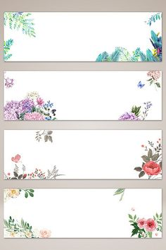 beautiful romantic fresh flowers background map | Backgrounds PSD Free Download - Pikbest