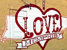 7 Can't-Miss Memphis Attractions   memphistravel.com I Love Memphis murals throughout the town