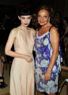 Diane von Furstenberg Photo - 8th Annual CFDA/Vogue Fashion Fund Awards - Inside