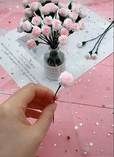 Diy Crafts Hacks, Diy Crafts For Gifts, Diy Arts And Crafts, Diys, Paper Flowers Craft, Tissue Paper Flowers, Flower Crafts, Cool Paper Crafts, Paper Crafts Origami