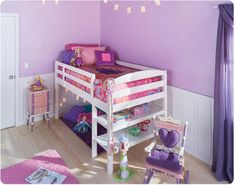 Glidden Paint in Exclusive Disney Paint Colors Disney Kids Rooms, Disney Bedrooms, Big Girl Bedrooms, Girls Bedroom, Bedroom Ideas, Tangled Room, Rapunzel Room, Disney Princess Room, Glitter Paint For Walls