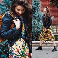Diyora B. - Dress for fall