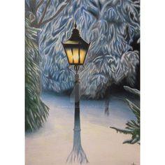 Narnia Lamp Post by Narniakid.deviantart.com on @DeviantArt