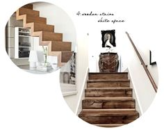 """Six Ideas how to use """"white-wood"""" combination in your home // Шест идеи как да използвате комбинацията """"бяло-дърво"""" в дома си   79 Ideas"""