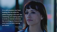 Celeste and Jesse Forever Cinema Quotes, Tv Quotes, Wise Quotes, Movie Quotes, Quotes To Live By, Inspirational Quotes, Simple Words, Love Words, Celeste And Jesse Forever