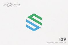 Super Soft Logo by Logo Cosmos on @creativemarket