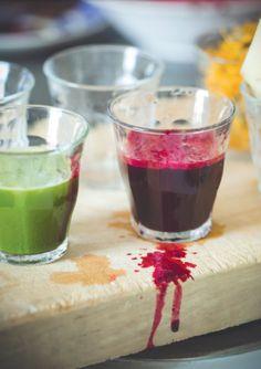Spring: A Time for Juicing! | Edible Feast via Edible Green Mountains
