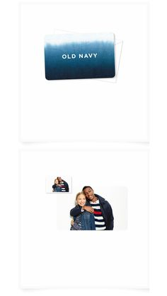Old navy gift cards