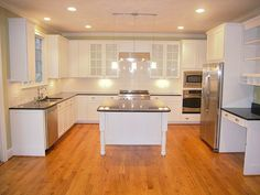Portfolio: Kitchens | Douglas Construction Group, LLC | Potomac, MD