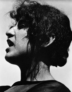 portrait of Guadalupe de Rivera by Edward Weston 1924