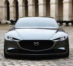 Mazda Will Be Making A Full Size Rear Wheel Drive Sedan Auto News