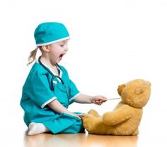 """Teddy Bear Clinic 2017  ---- Bring your teddy bear or favorite stuffed animal or doll for a special check-up at a free Teddy Bear Clinic staffed by healthcare professionals from Baylor Scott & White Health on Friday January 6, 2017 from 10:30 -11:30 am.  The clinic will be held after storytime and will familiarize children on what to expect during their next doctor's appointment.  The library will have extra stuffed animals available for children who do not bring a """"patient"""" of their own."""