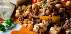 Érdekel a receptje? Kattints a képre! Fusilli, Jamie Oliver, Penne, One Pot Meals, My Recipes, Feta, Tacos, Mexican, Ethnic Recipes