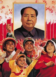 It cannot be without Mao.