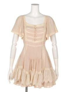 Snidel Fairly Lace Dress Vivi Liz Lisa ANK Rouge Lolita Shibuya Angelic Pretty   eBay