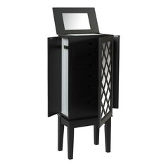 Have to have it. Helen Jewelry Armoire - Black $155.99