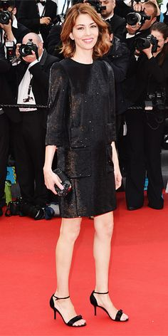 Sofia Coppola in Louis Vuitton at Cannes 2013