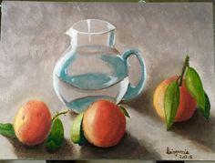 5.- Agua y naranja, por luisgarcia (33x24)