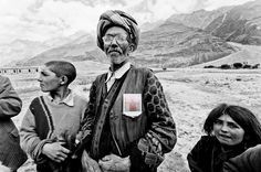 When the French photographers and adventurers Fabrice Nadjari and Cedric Houin arrived in the first village, they found that even photographs, which freeze time, worked differently. The portraits they took with Polaroid cameras developed oddly, and degraded rapidly, because of the high altitude and harsh conditions. But this made them no less valuable to their subjects, many of whom had never seen a photograph. Some had never seen an outsider.