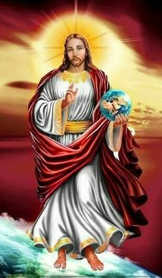 Cross Pictures, Angel Pictures, Jesus Pictures, Jesus Christ Images, Jesus Art, God Jesus, Jesus Illusion, Mary And Jesus, Morning Greeting
