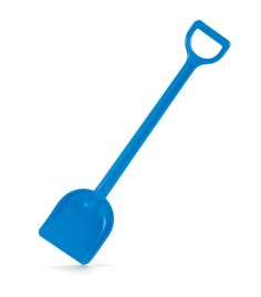 Sand Shovel Blue From Hape from The Wooden Toybox