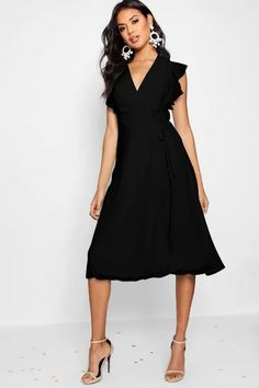 Dresses   Womens Dresses Online   boohoo UK Maxis, Ball Dresses, Ball Gowns, Skater Dresses, Dresses Dresses, Boohoo Dresses, Black Bridesmaid Dresses, Chiffon Ruffle, Bodycon Fashion
