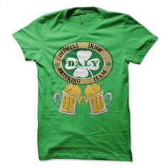 DALY Drinking Team - #first tee #free t shirt. PURCHASE NOW => https://www.sunfrog.com/Names/DALY-Drinking-Team.html?60505