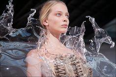 L'eau et la sculpture - EAU: Séance iLive!