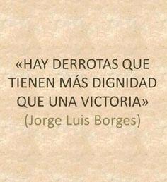 Jorge Luis Borges tiene razón, calificaciones y palancas, cualquier parecido con la realidad es mera coinsidencia