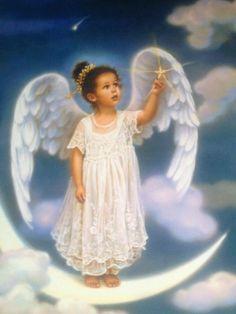 Sandra Kuck Angel Plate: Picture Gallery of Sandra Kuck Collectible Angel Art Plates Angel Images, Angel Pictures, Beautiful Angels Pictures, Gardian Angel, Heaven Art, Angel Drawing, Black Angels, Angels Among Us, Beautiful Fantasy Art