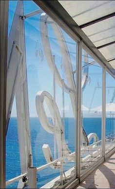 Emmy DE * view from the top of Le Meridien in Nice, France
