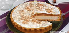 Torta de banana - Vovó Palmirinha