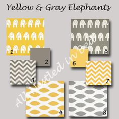 design your own baby bedding...also like color scheme