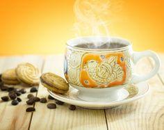 $18.00 Byzantium Cup and Saucer Set. Handpainted. Ceramic Workshop of St. Elisabeth Convent - To learn more: http://catalog.obitel-minsk.com/ceramics-workshop Worldwide Delivery - #CatalogOfGoodDeeds #pottery #ceramic #handmade #order #purchase #buy #gift #souvenir #present #cup #mug #sauser #plate