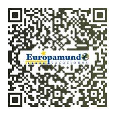 Si quieres saber más acerca de éste tour ¡Escanea éste código con tu celular! Portugal, Coding, Tours, Lisbon, Santiago De Compostela, Oviedo, Port Wine, Vacations, Programming