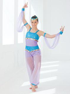 A Whole New World | Revolution Dancewear Character Dance Recital Costume