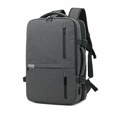 Anti-Theft Business Laptop Smart Backpack – Essentials, Travel, Crafts