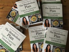 It's back in stock! Over 150 vegan and vegetarian recipes that boost metabolism, energy and weight loss. From comfort food to Chinese, Mexican and Indian, this cookbook is for the whole family! Vegan Vegetarian, Vegetarian Recipes, Weight Gain, Weight Loss, Thyroid Health, Boost Metabolism, Cookbook Recipes, Glutenfree, Clean Eating
