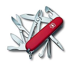 Victorinox Swiss Army Deluxe Tinker, Red,One Size