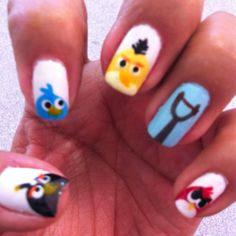 My angry birds! :)