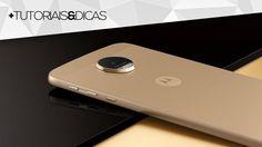 LANÇOU! Moto Z: Conheça o top de linha da Motorola com suporte a MODs (especificações e fotos) - YouTube