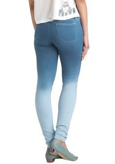 Jeans Women Back