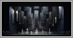 New Production: Don Giovanni - SF Opera (Oct - Nov 2011) First Set Design Images - The Wagnerian