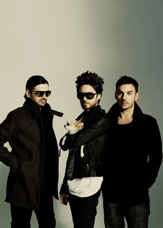 OUT OF THIS WORLD HITS! 30 SECONDS TO MARS http://punkpedia.com/news/out-of-this-world-hits-30-seconds-to-mars-6556/