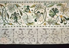Hungarian Embroidery, Renaissance Art, Folklore, Hungary, Needlework, Vintage World Maps, Doodles, Textiles, Tapestry