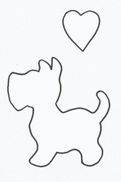 dog bone template printable | Dog Bone | Pinterest | Tag ...