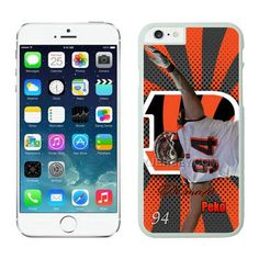 http://www.xjersey.com/cincinnati-bengals-iphone-6-plus-cases-white12.html CINCINNATI BENGALS IPHONE 6 PLUS CASES WHITE12 Only $21.00 , Free Shipping!